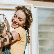 Everything You Need to Know About Goat Yoga