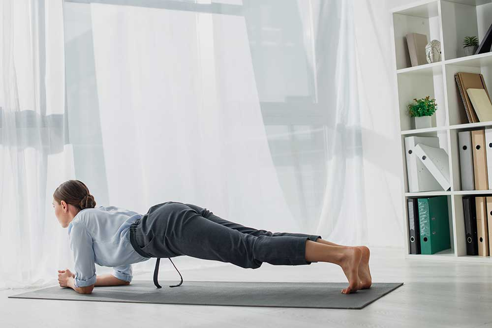 Final Tips for Corporate Yoga
