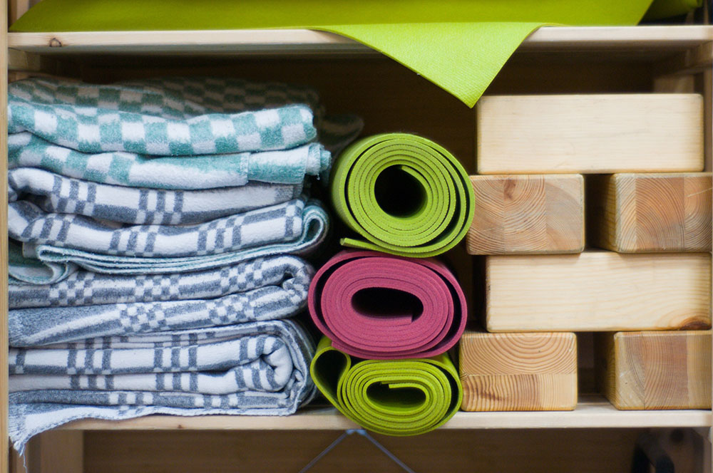 How To Clean and Care For Your Yoga Blanket