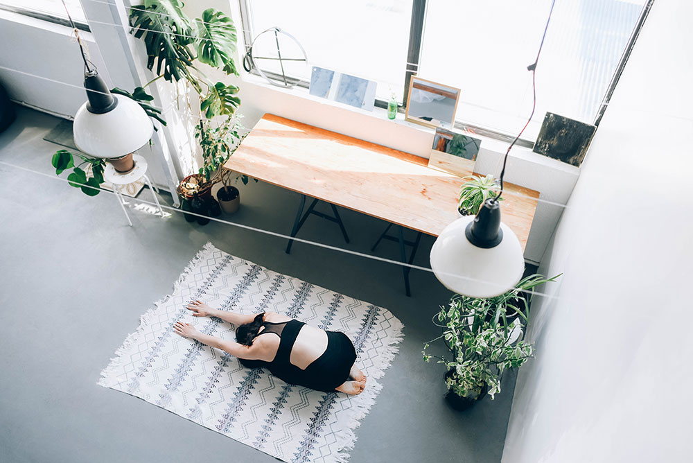 Here Are Some Of The Best Yoga Blankets