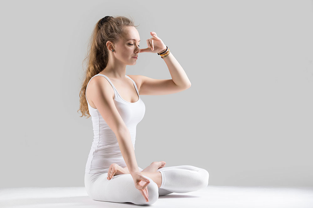 In ancient yoga, it's believed that humans only have a selected number of breaths