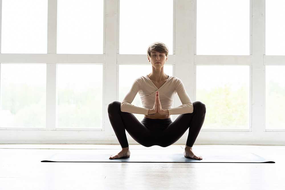 Malasana — Garland Pose or Full Yogic Squat