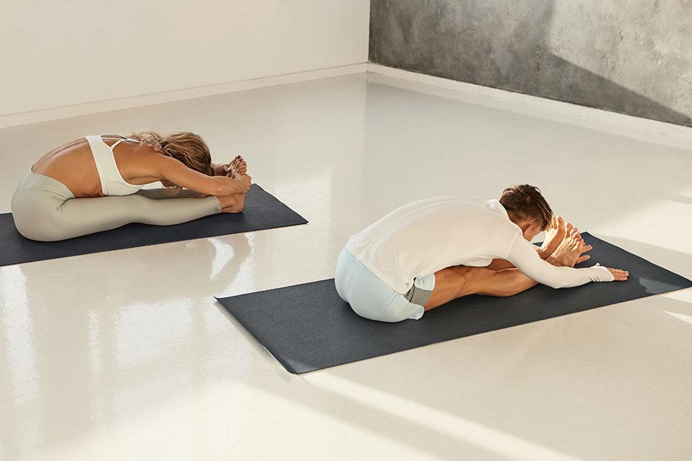 Paschimottasana — Seated Forward Bend Pose