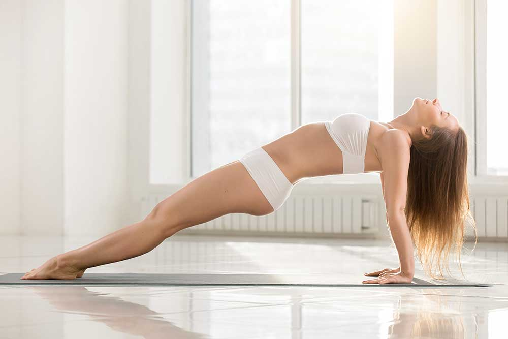 Purvottanasana - Upward Plank Pose