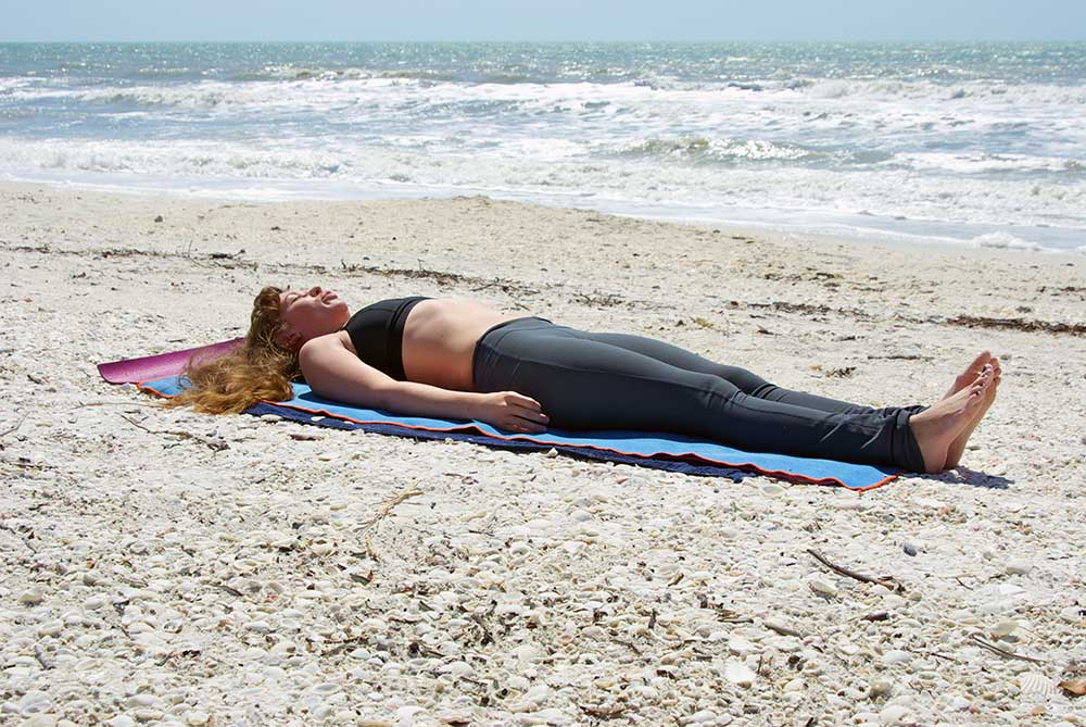 Savasana — Corpse Pose or Final Resting Pose