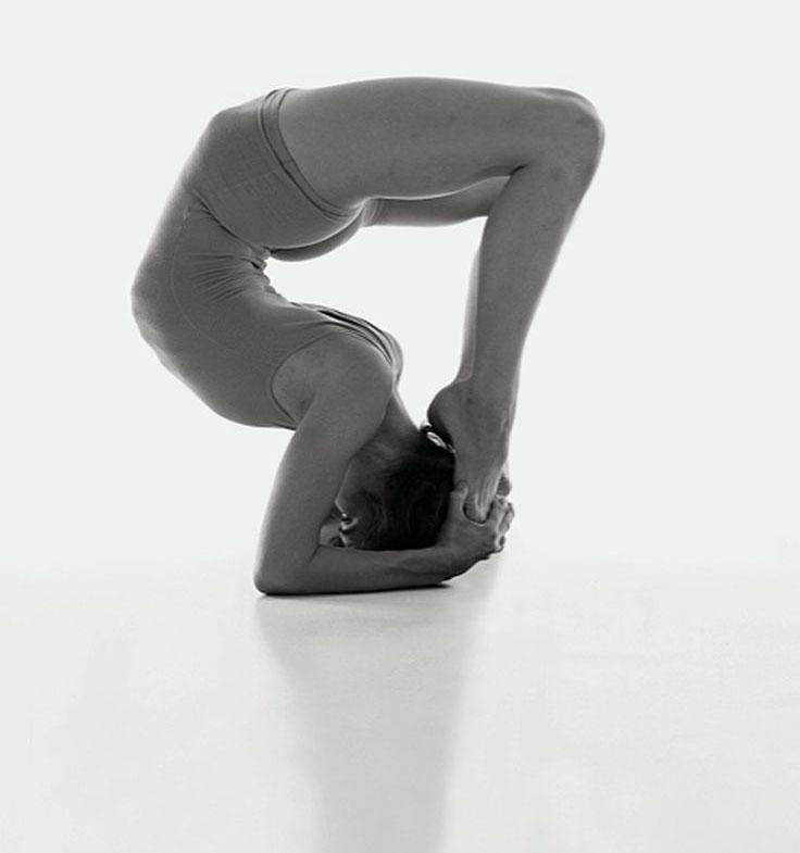 Sirsa Padasana - Head to Foot Pose