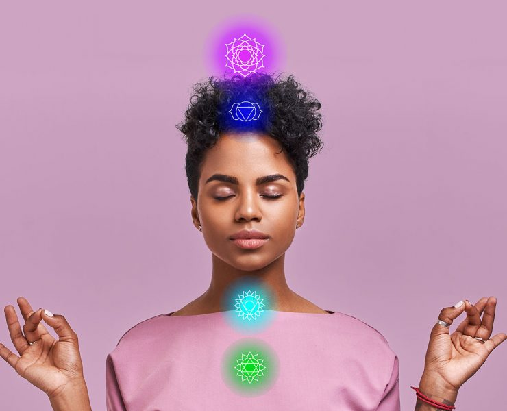 The Ultimate Chakra Test Is Your Energetic Body Out of Balance