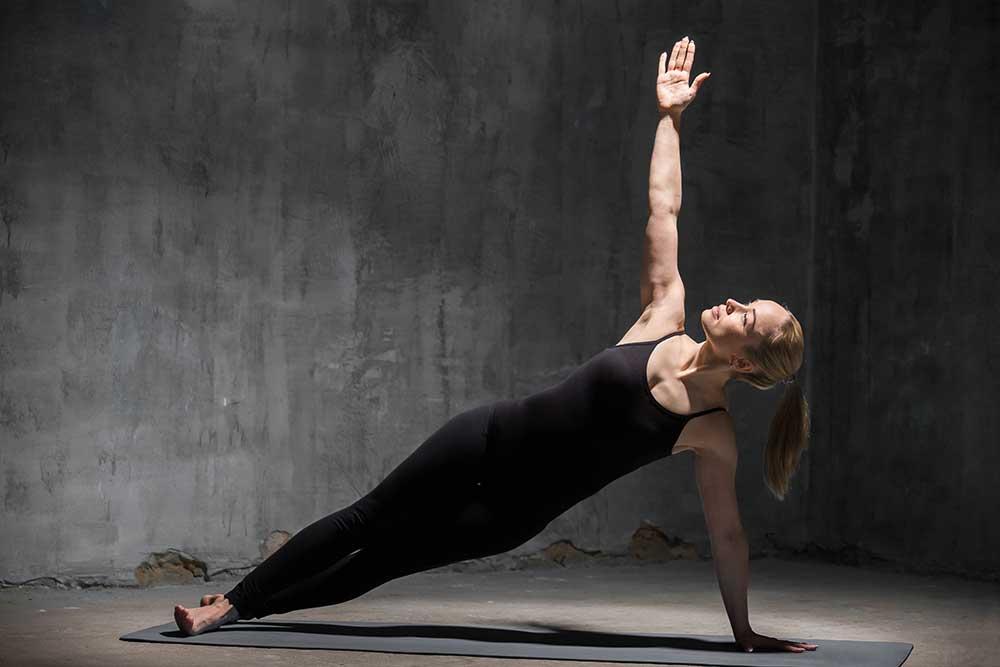 Vasisthasana - Side Plank