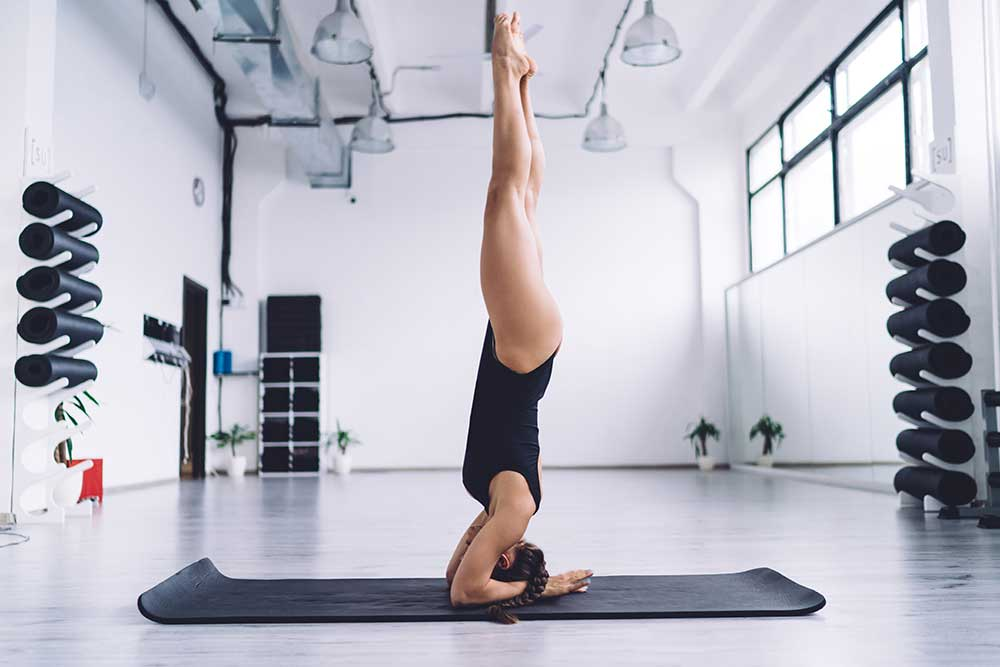 Ways to Prepare for Headstand Pose