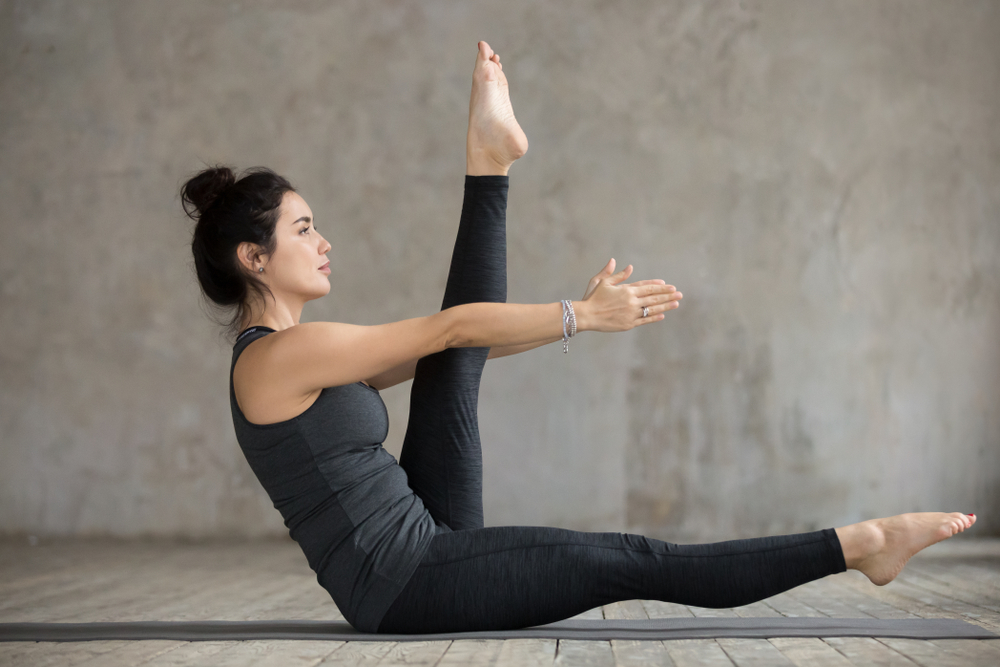 What Are Some Moves Of Buti Yoga