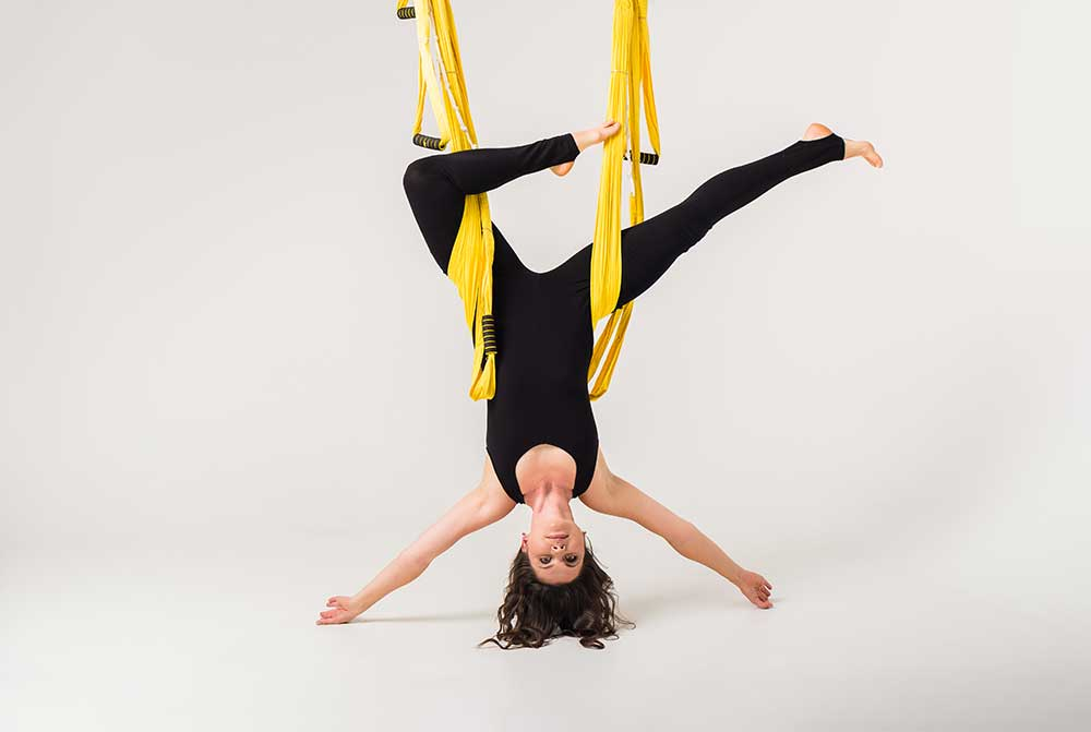 What Are the Benefits of Yoga Trapeze