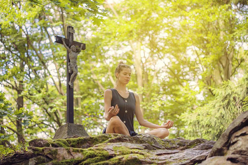 What Do Christians View the Main Concern of Practicing Yoga