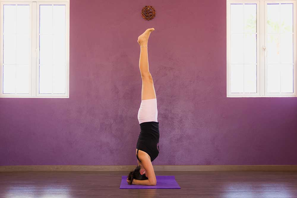 When to Avoid Headstand Pose