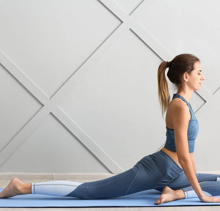 Yin Yoga Poses That Will Leave You Restored and Recharged