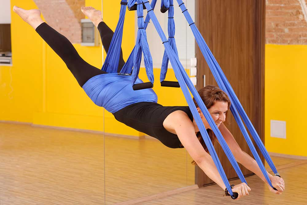 Yoga Swing Safety Tips