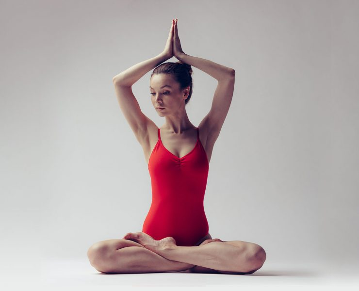 16 Yoga Poses to Ignite Your Feminine Energy