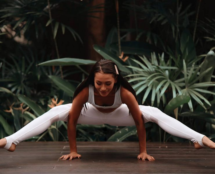 A Complete List of Yoga Arm Balances