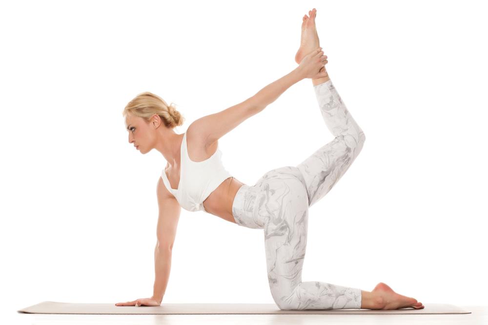 Ardha Dhanurasana - Half Bow Pose