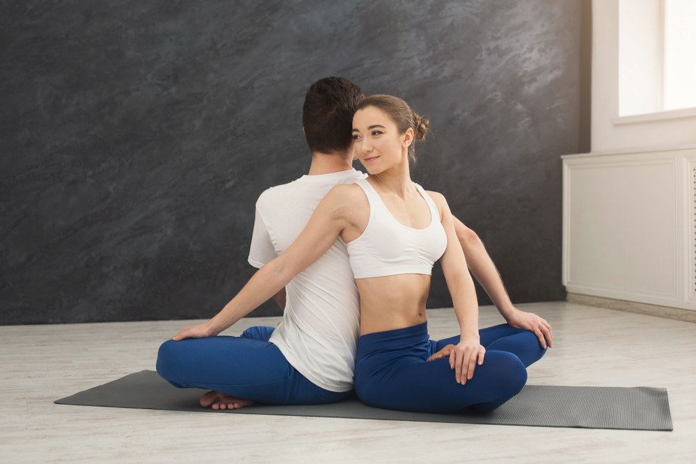 Ardha Matsyendrasana — Seated Spinal Twist Pose