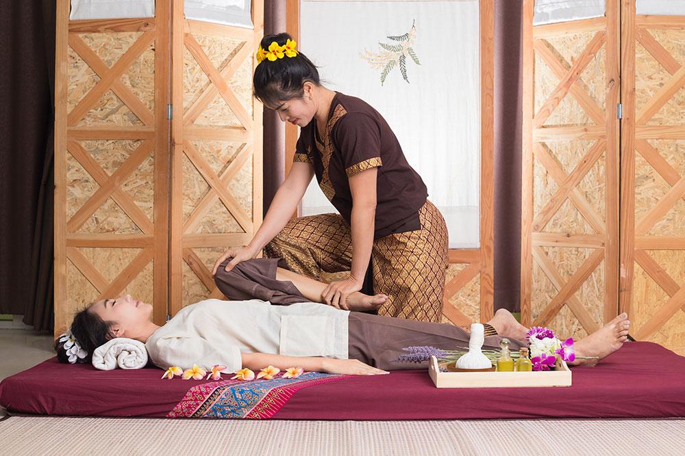History of Thai Massage