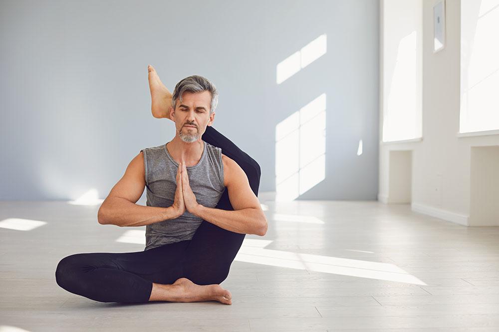 How to Move Towards Becoming A Yogi