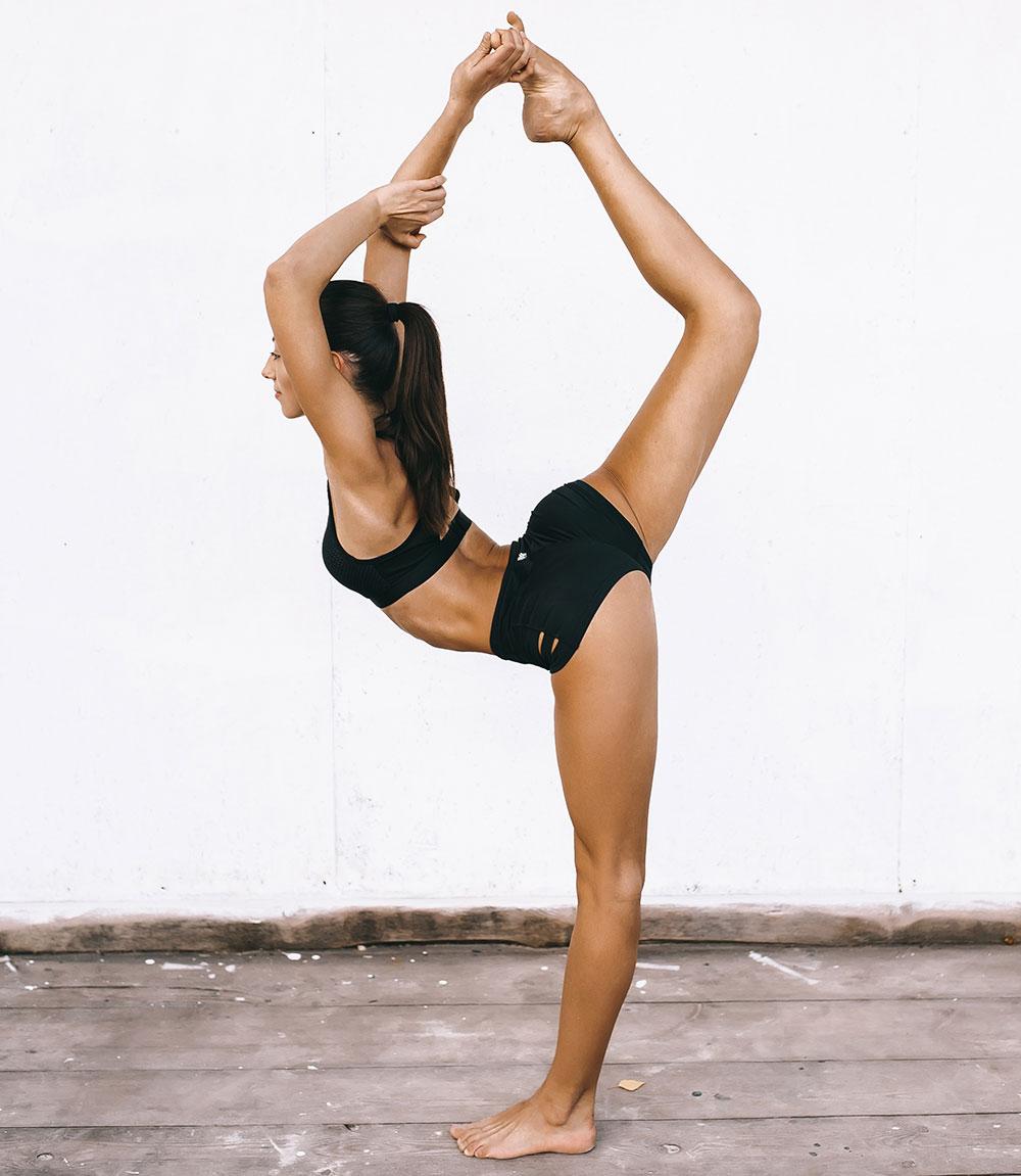 Natarajasana - Dancers Pose