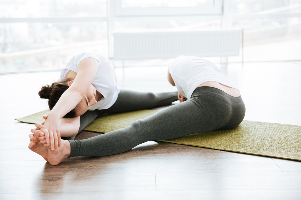 Pavrita Janu Sirsasana — Revolved Head to Knee Pose
