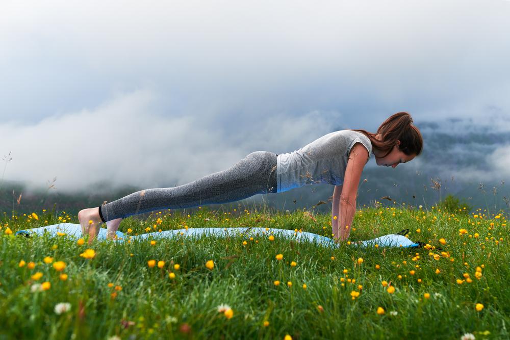 Phalakasana - Plank Pose