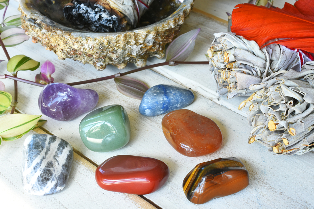 Step-by-Step Instructions to Rebalancing Your Chakras with Crystals