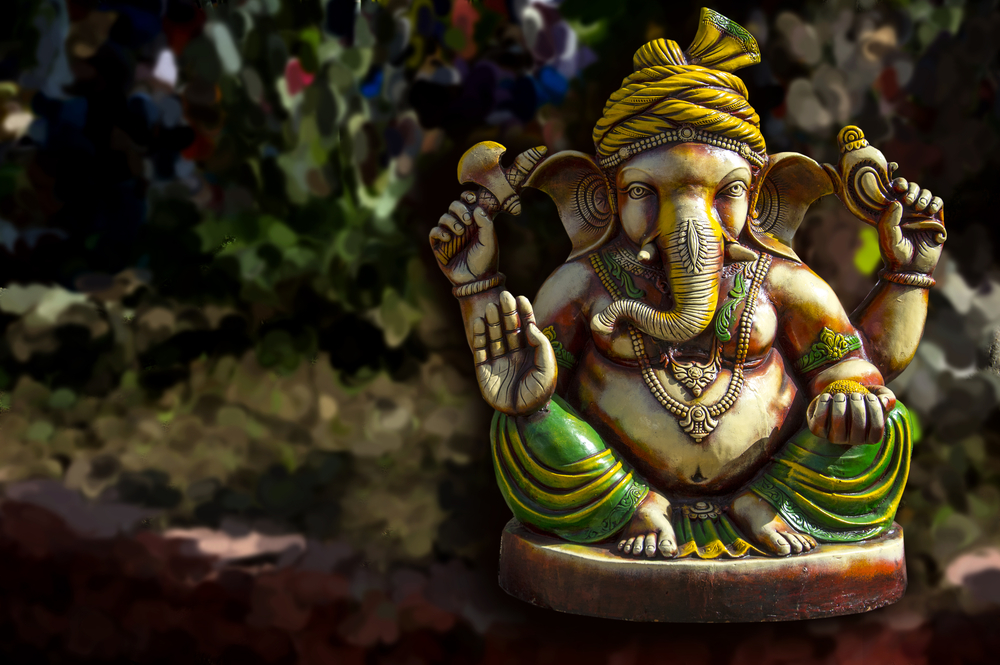 The Ganesha Deity Origin