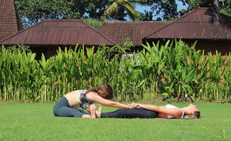 Upavistha Konasana — Seated Wide-Legged Fold Pose