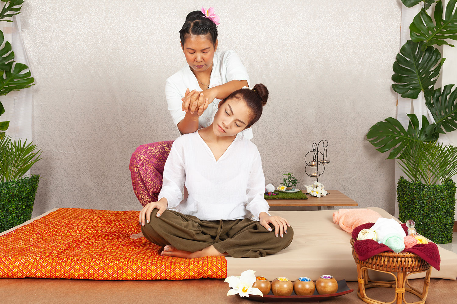 What is Thai Yoga Massage Explore the Benefits and History of This Traditional Practice