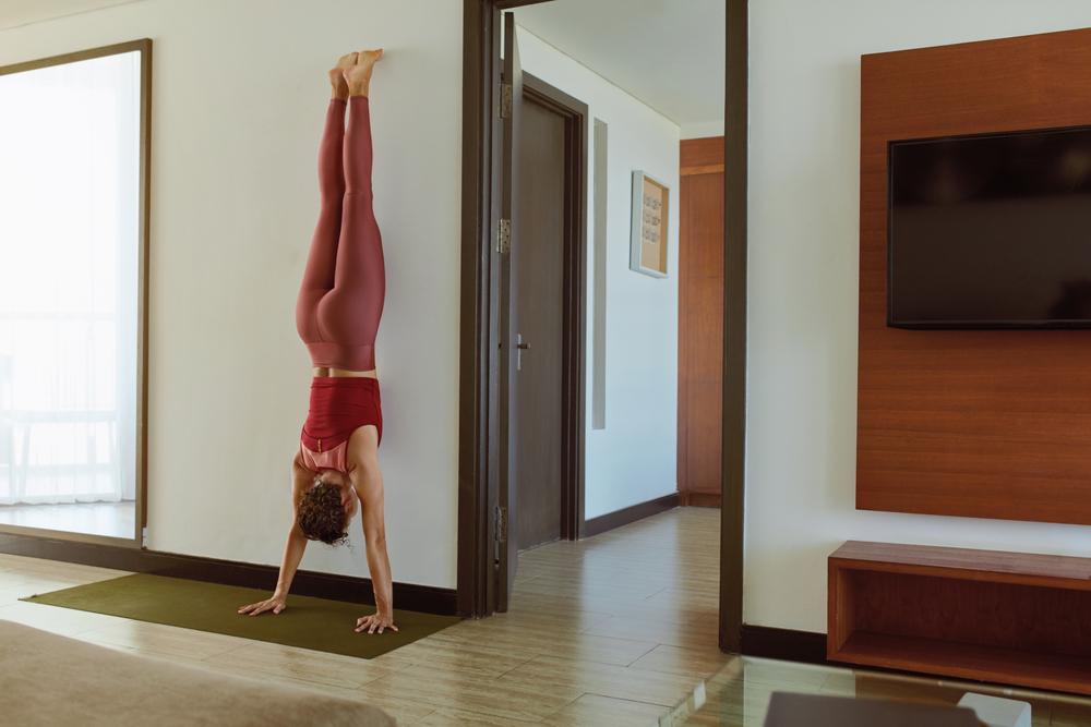 Adho Mukha Vrksasana — Handstand Pose