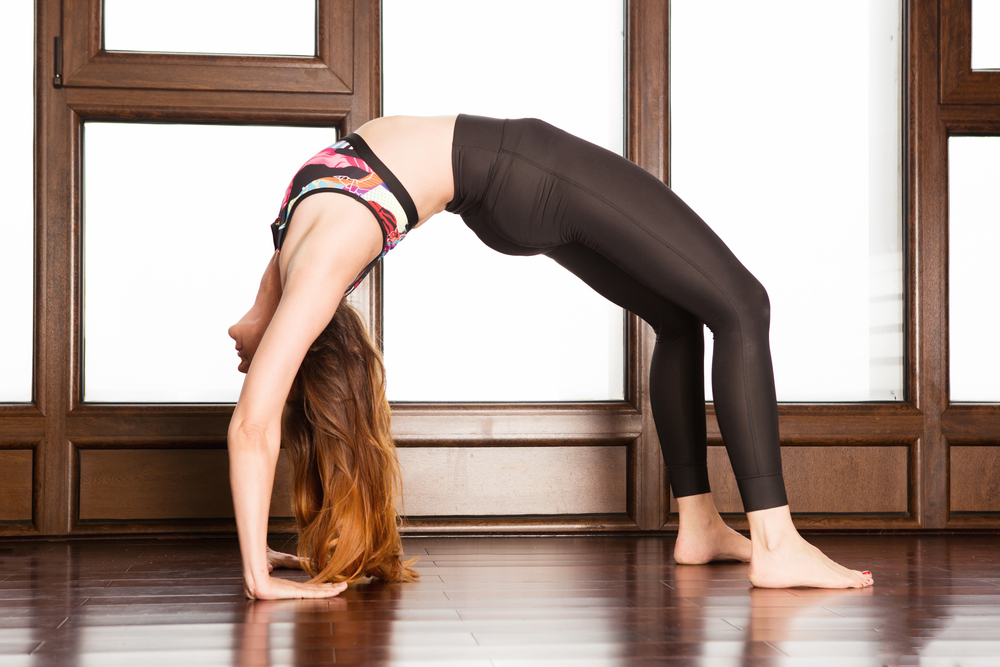 Chakrasana — Wheel Pose