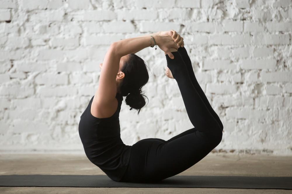 Dhanurasana — The Bow Pose