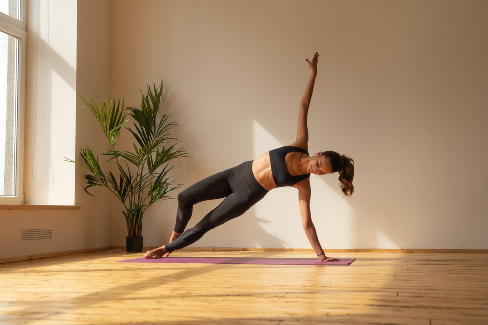 Increased Strength and Flexibility