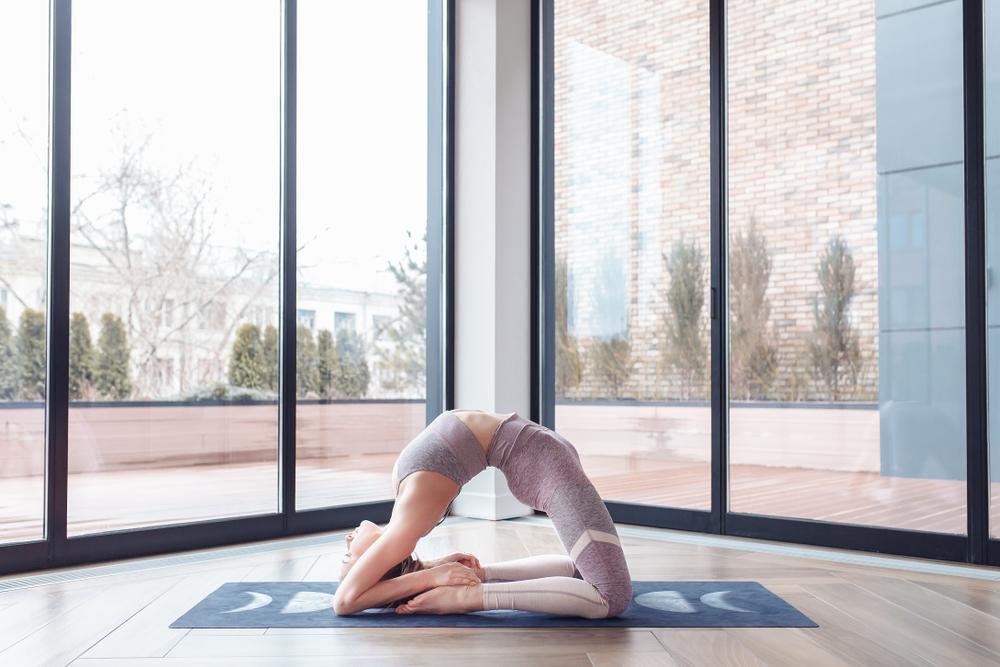 Posture to stretch your piriformis