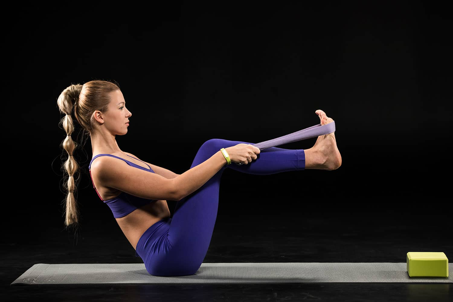 Prop Your Yoga 10 Poses to Practice With a Yoga Strap
