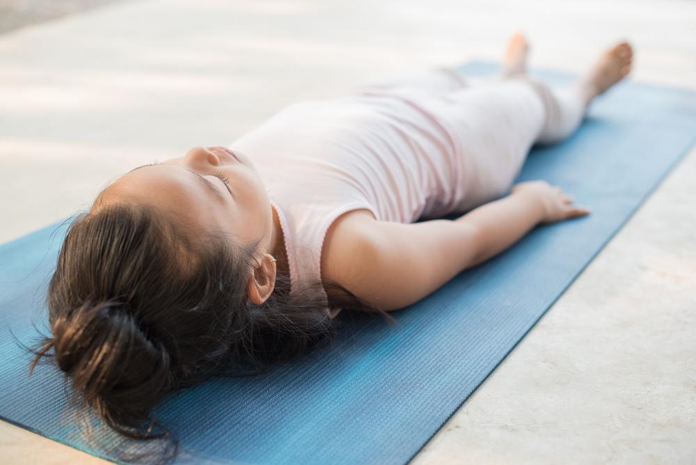 Sample Yoga Nidra Script #1 for Children