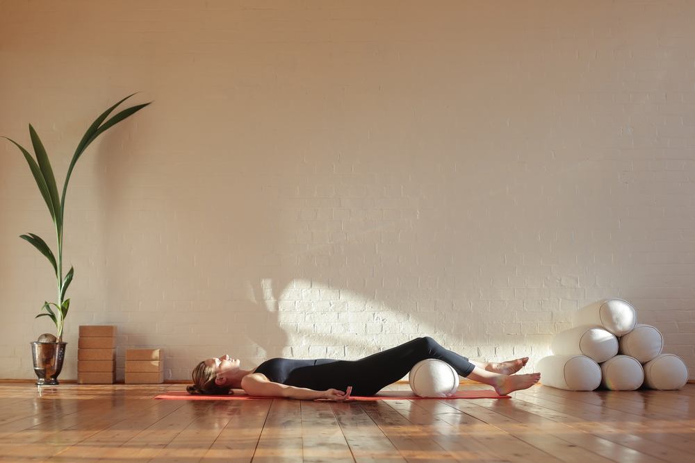 Savasana - Corpse Pose or Final Resting Pose