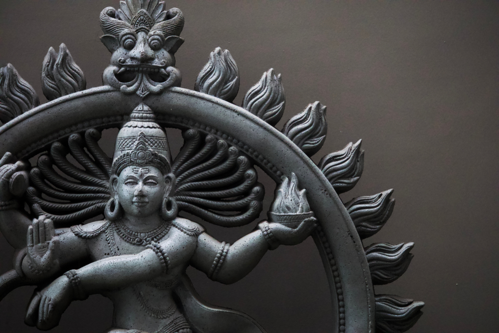 Shiva as the First Yogi