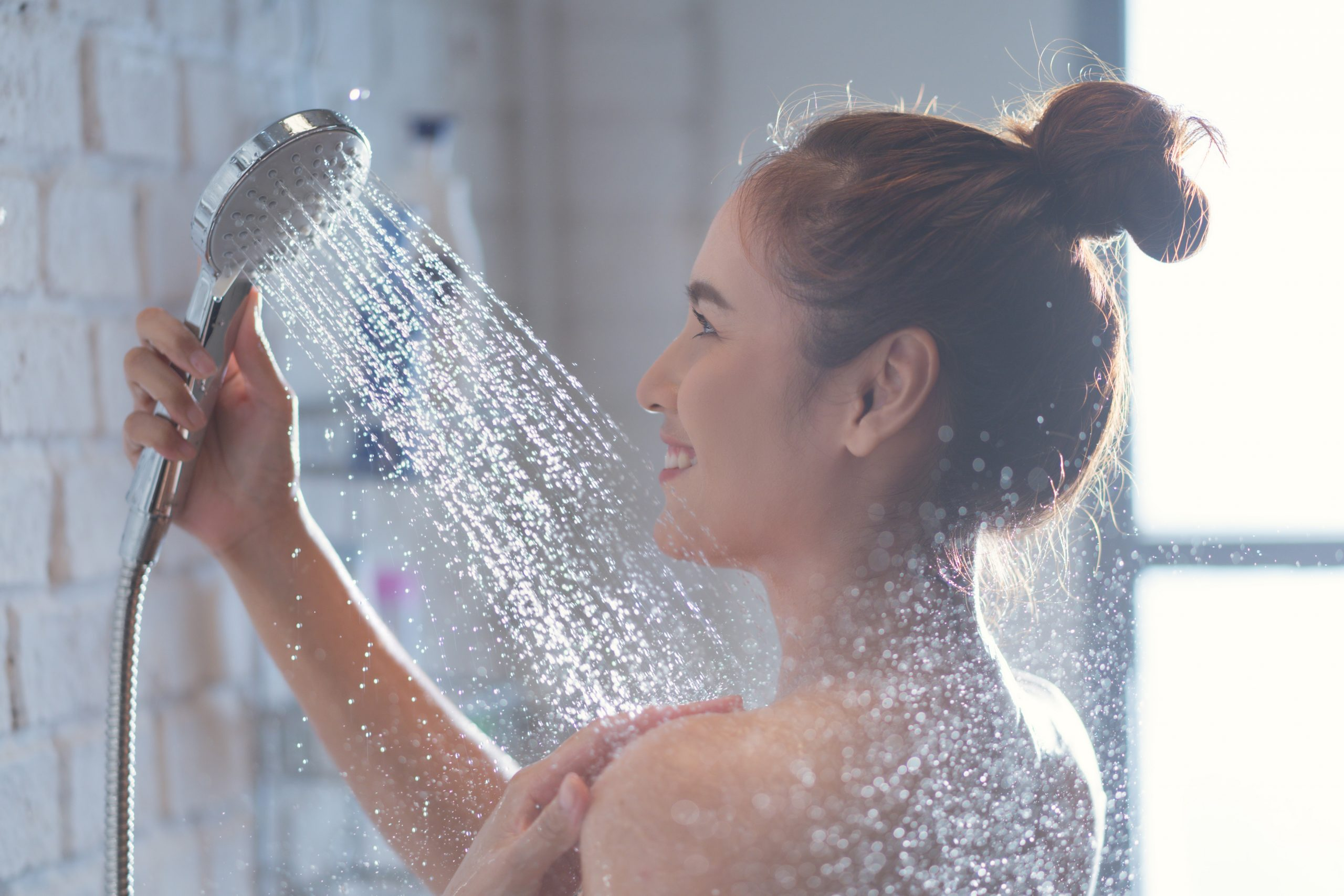 Take a Languid Shower After Your Ayurvedic Treatment