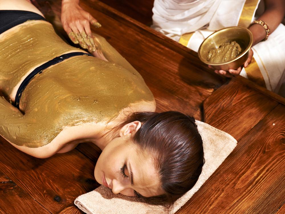 The Benefits of Ayurvedic Massage