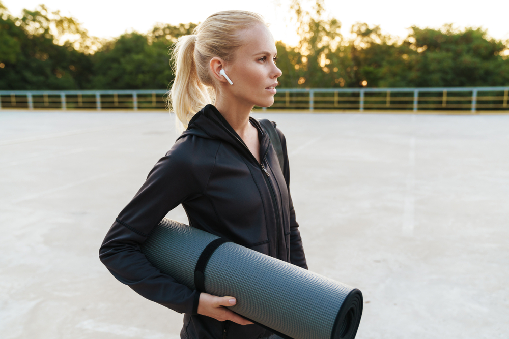 Yoga Mat Bags Add Another Layer of Convenience