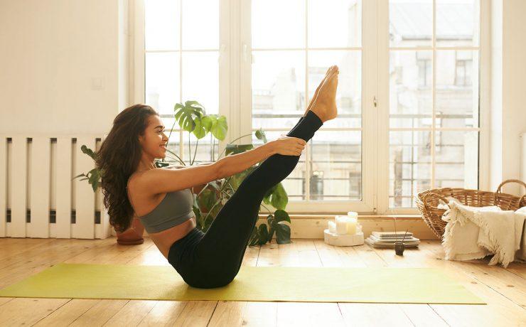 10 Yoga Poses For Psoas Stretch