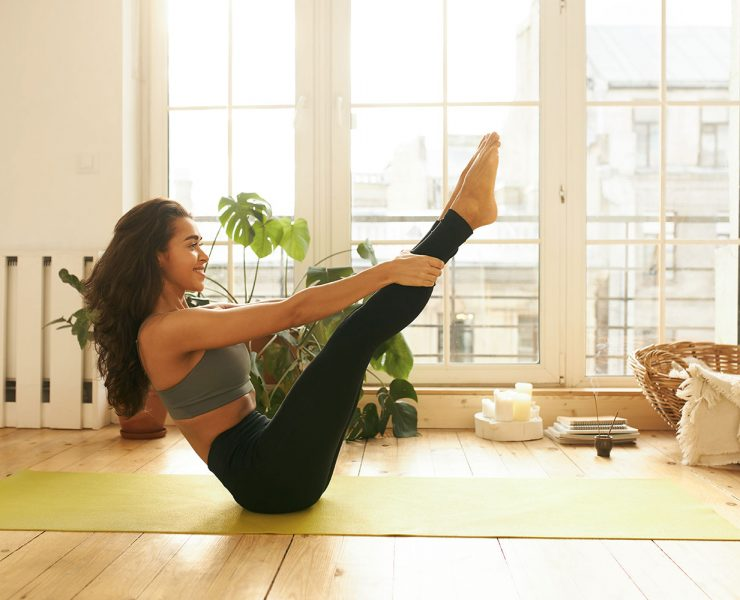10 Yoga Poses For Psoas Stretch