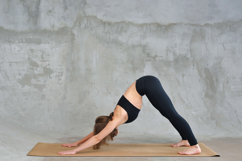 Adho Mukha Svanasana — Downward Facing Dog