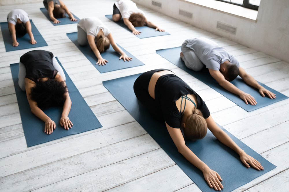Aims of Bikram Yoga