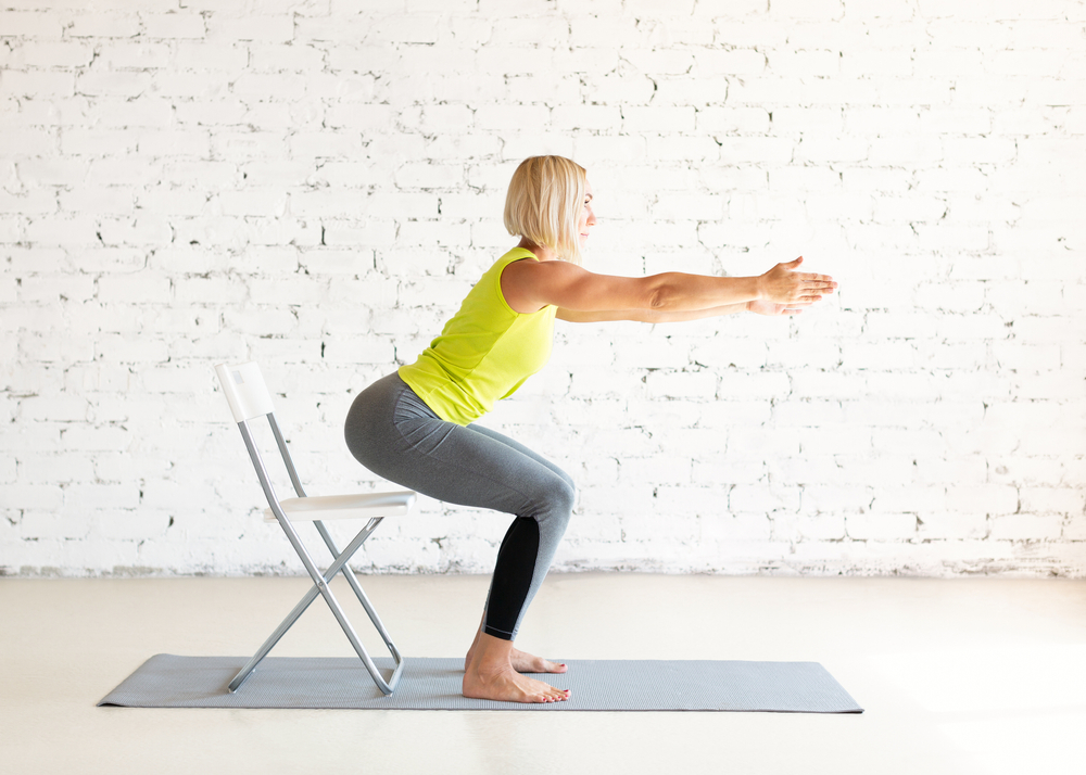 Benefits of Chair Yoga