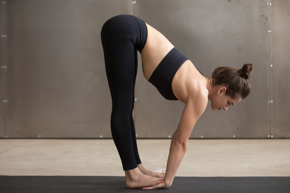 Hasta Padasana — Hand to Foot Pose